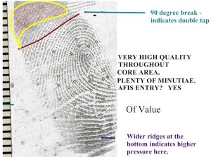 Latent Fingerprint